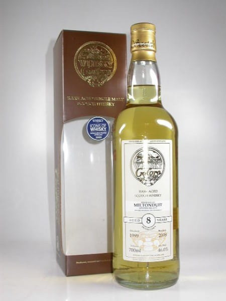 Miltonduff 1999/2008 Whisky Galore 46%vol. 0,7l