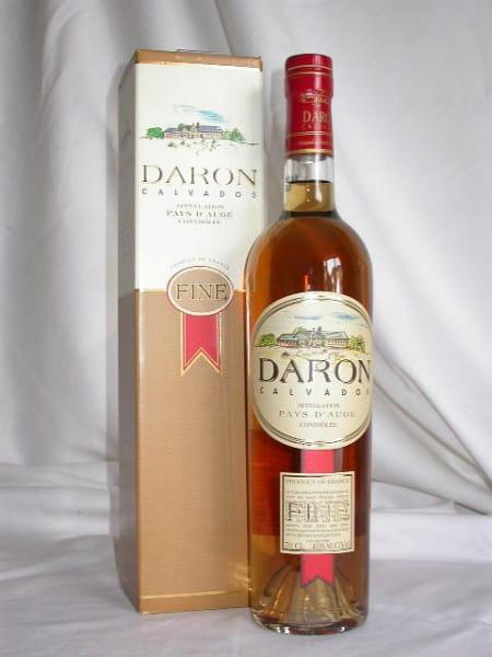 Daron Fine Calvados Pays d'Auge 40%vol. 0,7l