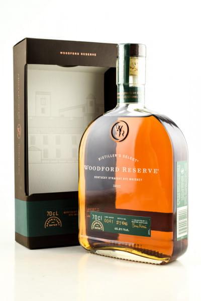 Woodford Reserve - Rye 45,2%vol. 0,7l