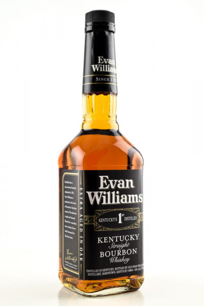 Evan Williams 43%vol. 0,7l