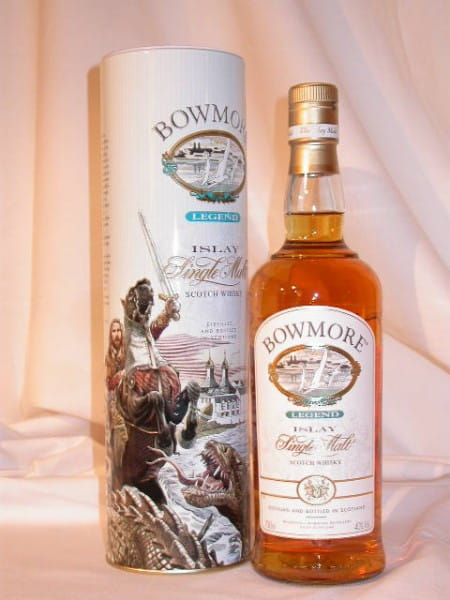 "Bowmore Legend ""Goraidh Crobhan and the Dragon"" 40%vol. 0,7l"