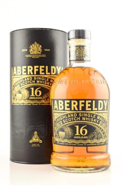 Aberfeldy 16 Jahre 40%vol. 0,7l