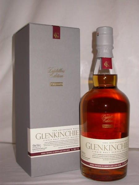 Glenkinchie 1992/2007 Distillers Edition 43%vol. 0,7l