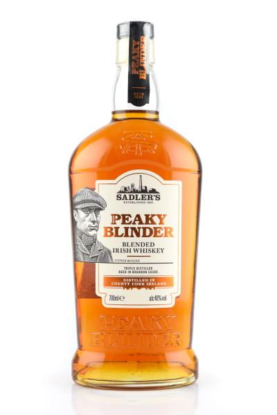 Peaky Blinder Bourbon Casks Blended Irish Whiskey 40%vol. 0,7l