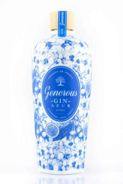 Generous Gin Azur 40%vol. 0,7l