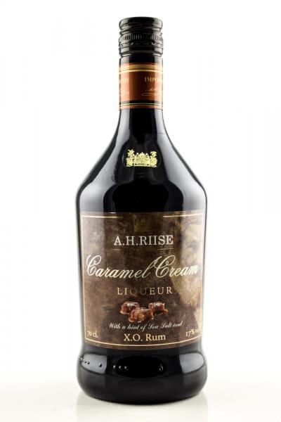 A.H. Riise Caramel Cream Liqueur 17%vol. 0,7l