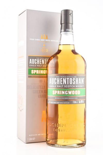 Auchentoshan Springwood 40%vol. 1,0l