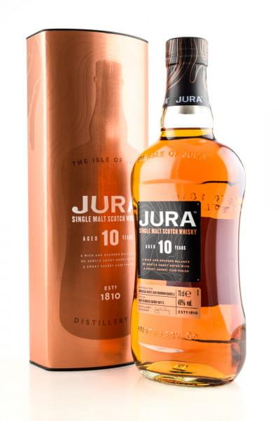 Jura 10 Jahre 40%vol. 0,7l