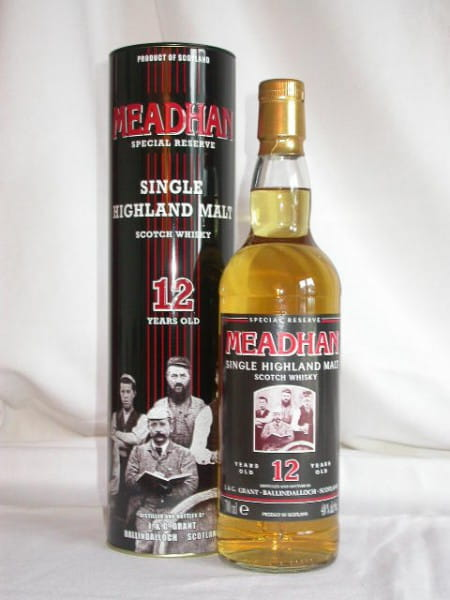 Meadhan Special Reserve 12 Jahre (Glenfarclas) 40%vol. 0,7l