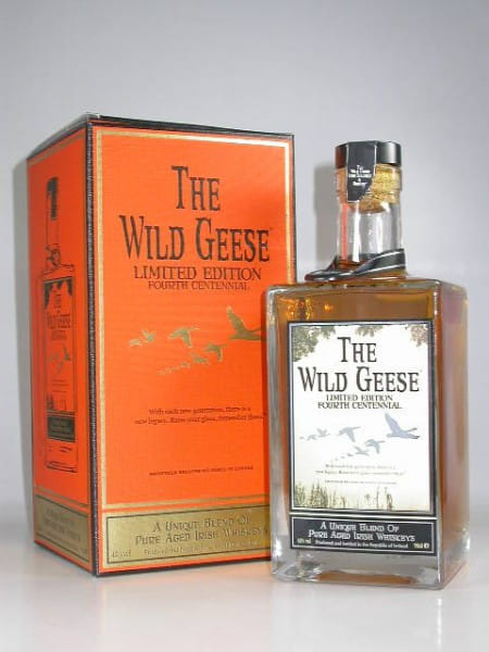 """The Wild Geese """"Limited Edition Fourth Centennial"""" 43%vol. 0,7l"""