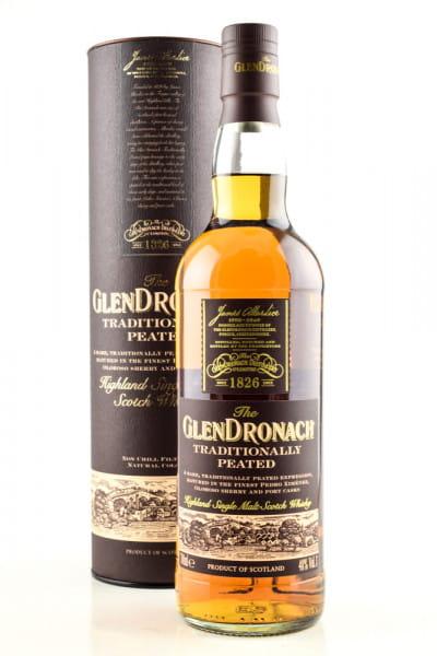 Glendronach Traditionally Peated 48%vol. 0,7l