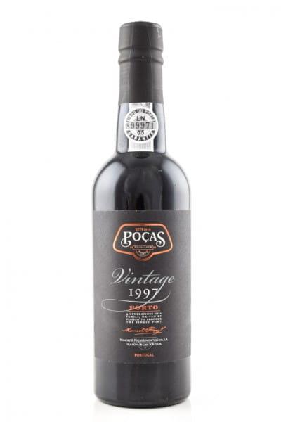 Pocas Vintage 1997 20%vol. 0,375l