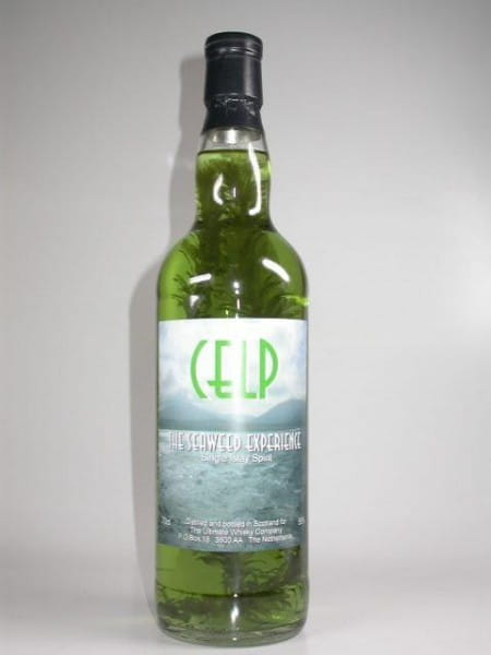 CELP - The Seaweed Experience - Ultimate Whisky Co. 55%vol. Sample 0,05l