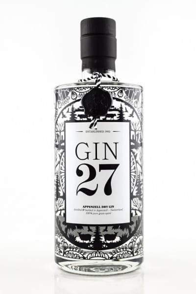 Appenzeller Gin 27 43%vol. 0,7l