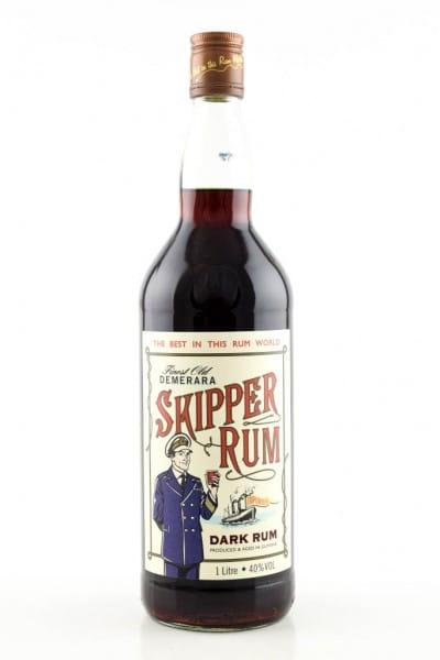 Skipper Rum Finest Old Demerara 40%vol. 1,0l