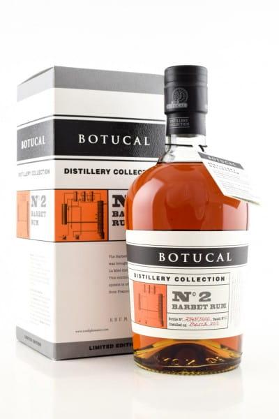 Botucal Distillery Coll. No. 2 Barbet 47%vol. 0,7l