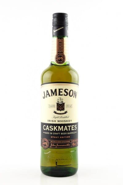 Jameson Caskmates Stout Edition 40%vol. 0,7l
