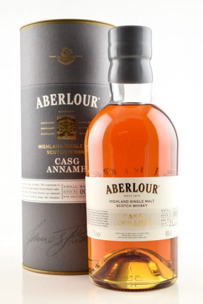 Aberlour Casg Annamh Batch #0001 48%vol. 0,7l