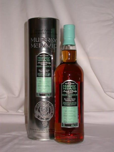 Glen Garioch 1993/2007 Bourbon/Grenache Murray McDavid 46%vol. 0,7l