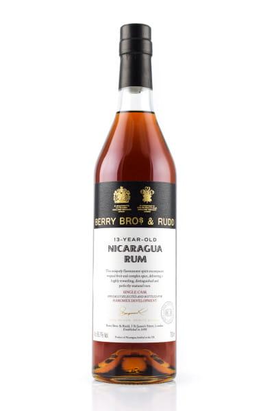 Nicaragua 13 Jahre Single Cask Berry Bros. & Rudd 66,7%vol. 0,7l