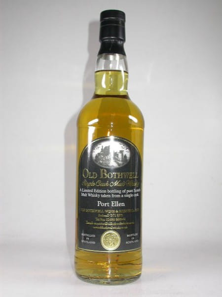 Port Ellen 1982/2010 Single Cask #2039 Old Bothwell 57,5%vol. 0,7l