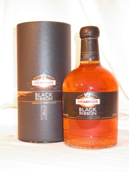 Drambuie Black Ribbon Whisky Liqueur 40%vol. 1,0l