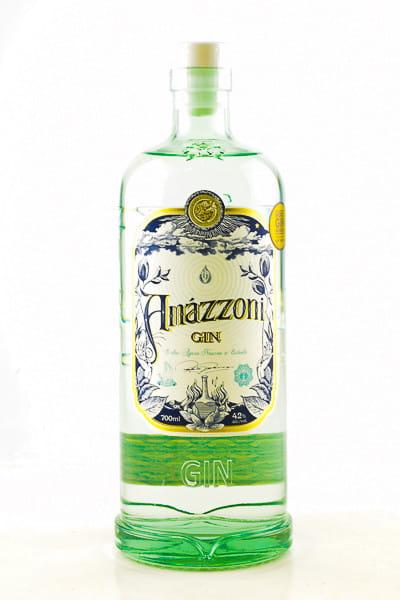 Amázzoni Gin 42%vol. 0,7l