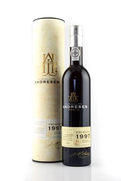 Andresen Colheita 1997/2019 Special Selection 20%vol. 0,5l