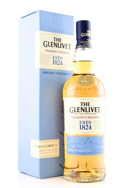Glenlivet Founder's Reserve 40%vol. 0,7l