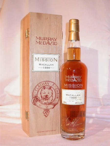 Macallan 1986/2005 Murray McDavid Mission V 46%vol. 0,7l