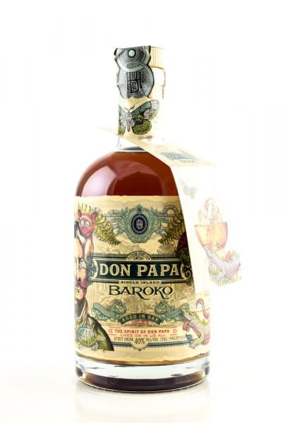 Don Papa Baroko 40%vol. 0,7l