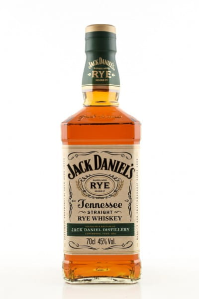 Jack Daniel's Rye 45%vol. 0,7l