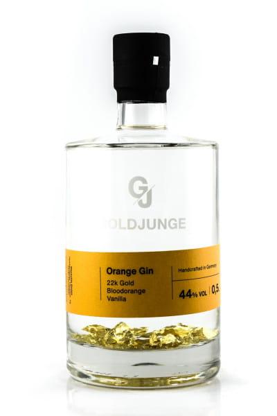 Goldjunge Orange Gin 44%vol. 0,5l
