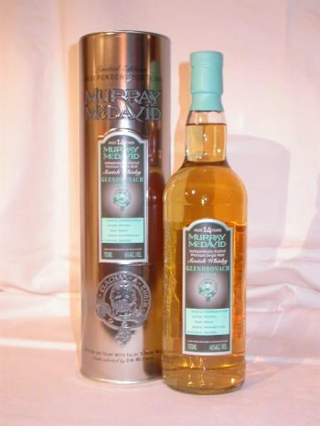 Glendronach 1990/2005 Refill Sherry Murray McDavid 46%vol. 0,7l