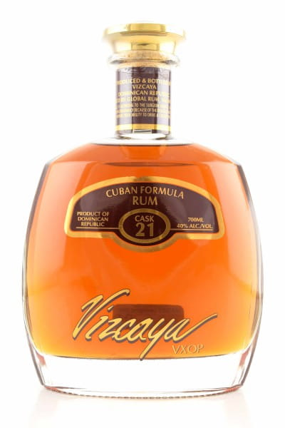 Vizcaya Rum VXOP Cask No. 21 40%vol. 0,7l