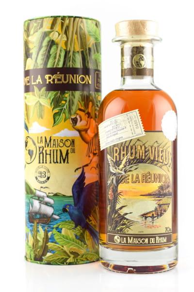 Rhum Ile de la Reúnion - La Maison du Rhum Batch #3 45%vol. 0,7l