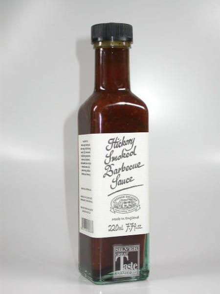 Hickory Smoked Barbecue Sauce 220ml