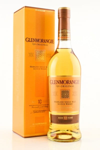 Glenmorangie 10 Jahre The Original 40%vol. 0,7l