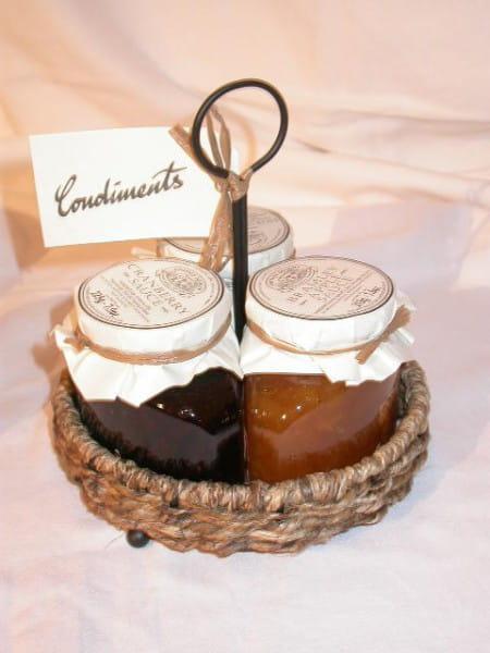 Condiments - würziges Körbchen