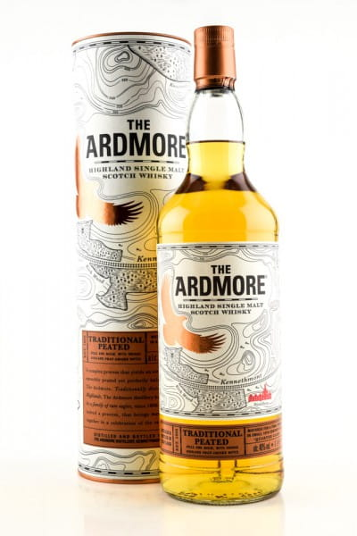 Ardmore Traditional 40%vol. 1,0l