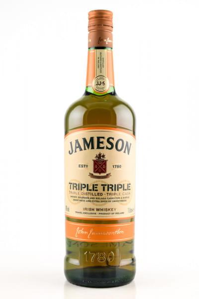 Jameson Triple Triple 40%vol. 1,0l