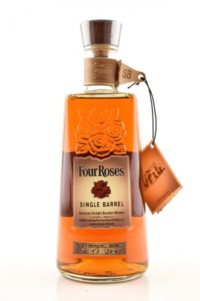 Four Roses Single Barrel 50%vol. 0,7l