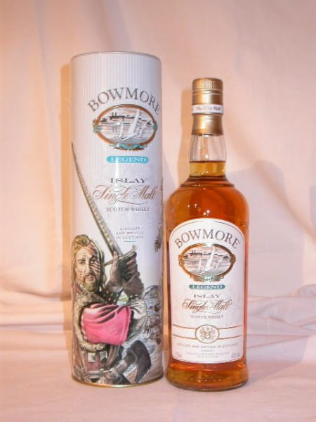 "Bowmore Legend ""The Battle of Gruinard"" 40%vol. 0,7l"