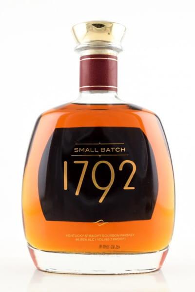 1792 Small Batch Kentucky Straight Bourbon 46,85%vol. 0,7l