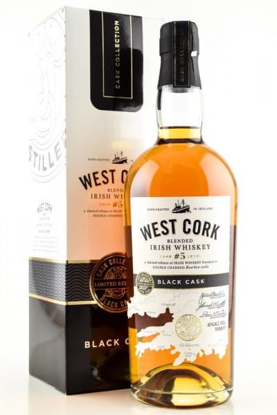 West Cork Black Cask 40%vol. 0,7l