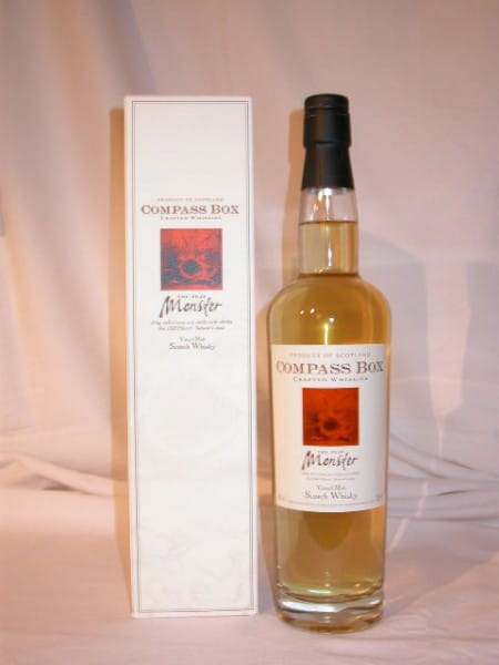 The Peat Monster Compass Box (altes Design) 46%vol. 0,7l