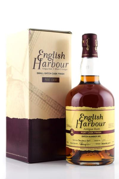 English Harbour Port Cask Finish 46%vol. 0,7l