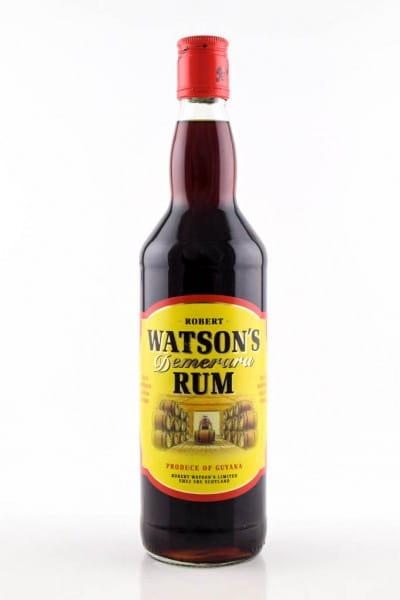 Robert Watson's Demerara Rum 40%vol. 0,7l
