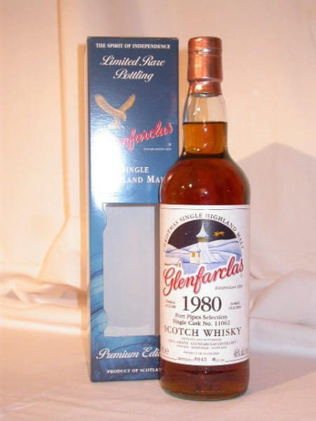 Glenfarclas Christmas 1980/2006 Port Pipes Selection 46%vol. 0,7l