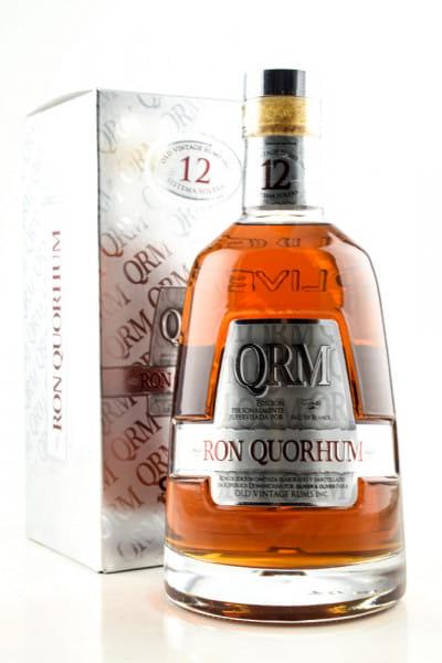 Ron Quorhum 12 Jahre 40%vol. 0,7l